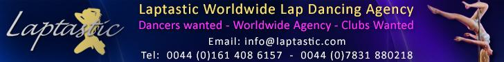 Laptastic Worldwide Lap Dancing Agency